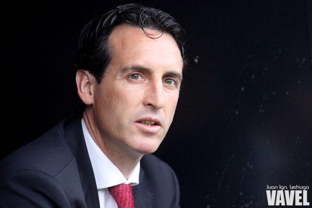 """Emery: """"Vamos a Varsovia con la satisfación de la victoria y de haber hecho una gran temporada"""""""