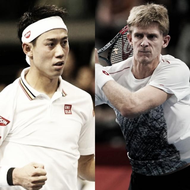 Anderson y Nishikori definirán al campeón en Viena