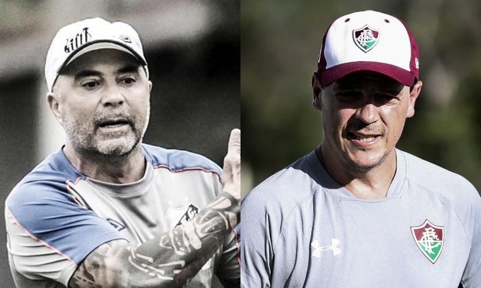 Análise: Jorge Sampaoli e Fernando Diniz mantém viva a esperança do futebol brasileiro