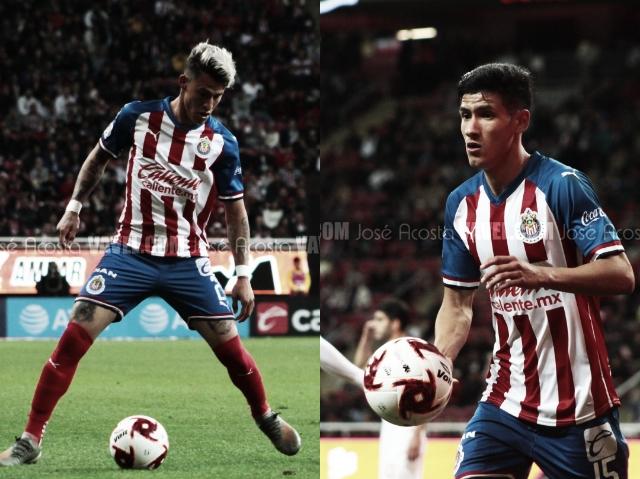Uriel Antuna y Cristian Calderón, ¿deben ser considerados para el Clásico?