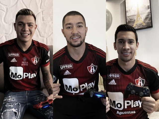 Los Rojinegros listos para el debut en la e Liga MX