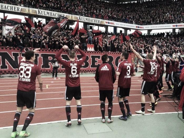 1. FC Nürnberg 3-1 RB Leipzig: Impressive Der Club extend their unbeaten run against title rivals Leipizg
