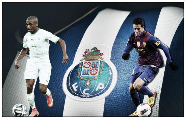 FC Porto continua a abanar o mercado: Brahimi e Tello vão vestir de azul e branco