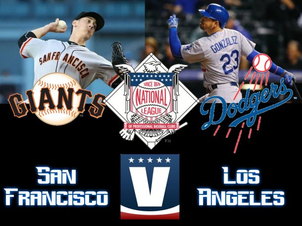NL West Battle Heating Up As Dodgers And Giants Begin To Struggle