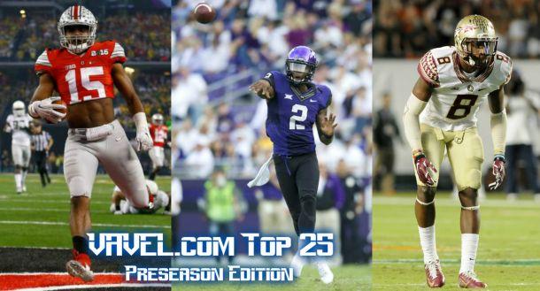 college dootball ncaa football top 25
