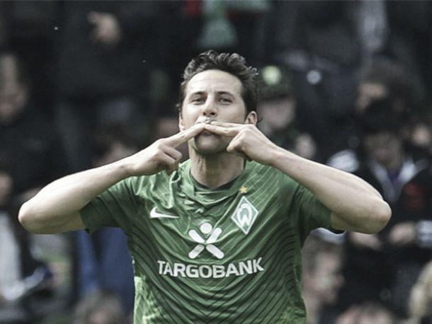 Claudio Pizarro es el nuevo fichaje del Werder Bremen