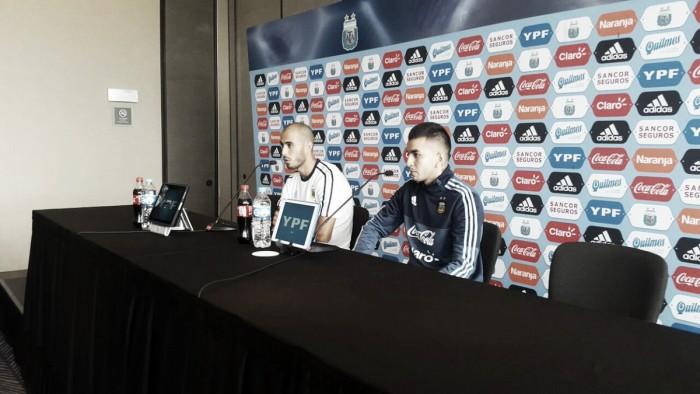 """Correa: """"Argentina tiene que dar el 100% aunque no esté Messi"""""""