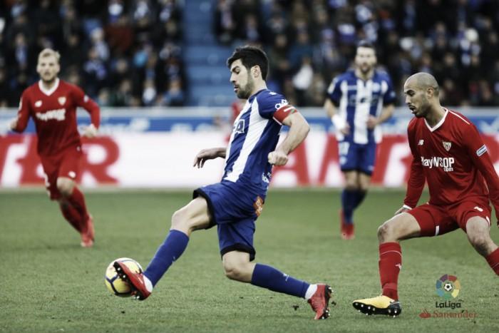 Deportivo Alavés - Sevilla FC: puntuaciones del Alavés, jornada 19 de LaLiga