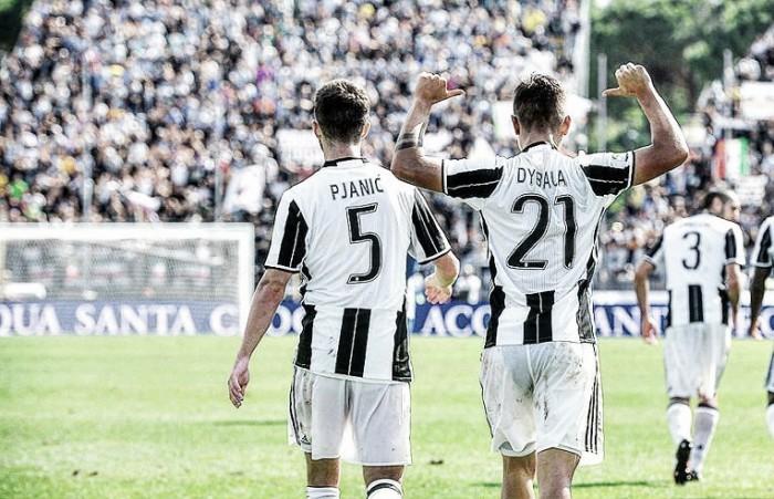 Juve - Chiellini, Pjanic e Dybala caricano l'ambiente alla vigilia