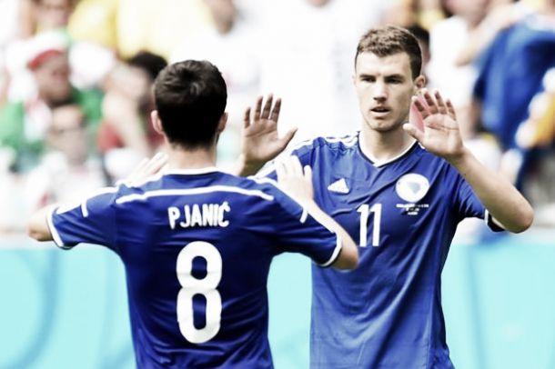 """Pjanic e Dzeko sfidano la Juve: """"Sono sempre una grande squadra, ma vogliamo i tre punti"""""""