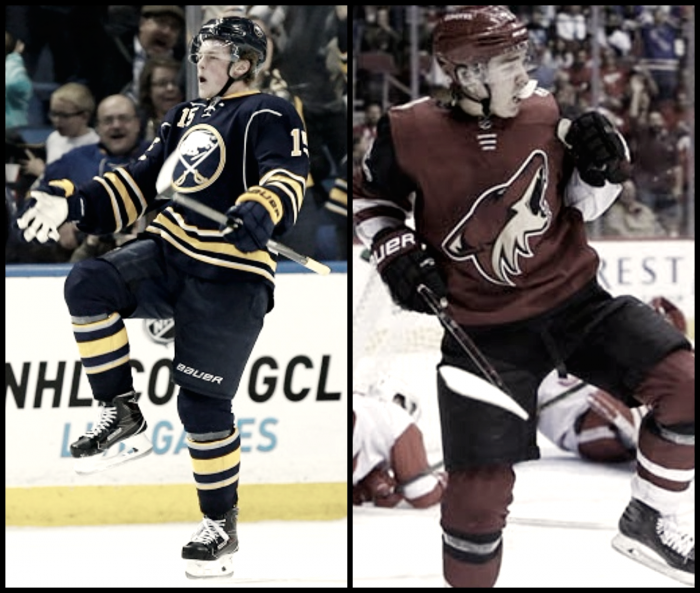 What's wrong with the Buffalo Sabres and Arizona Coyotes?