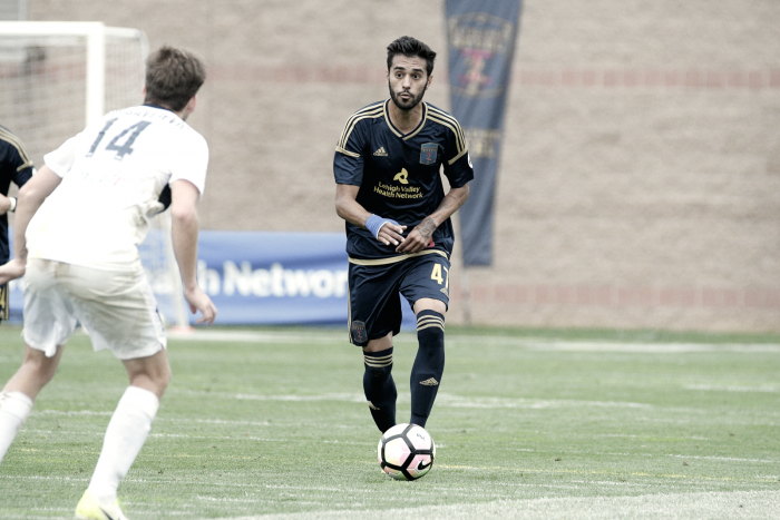 Matt Real signs homegrown deal with Philadelphia Union
