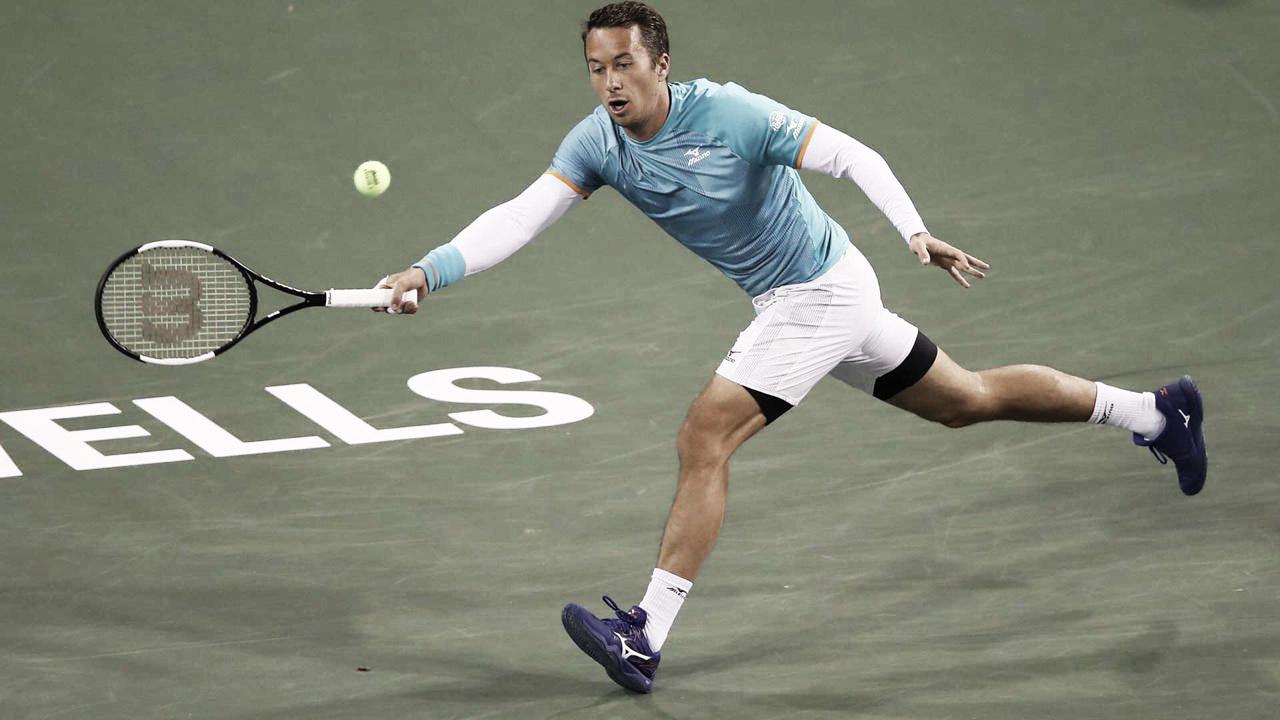 Déjà vu:Djokovic perde para Kohlschreiber e cai novamente de forma precoce em Indian Wells