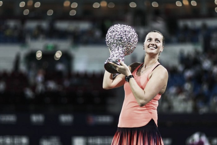 2016 season review: Petra Kvitova