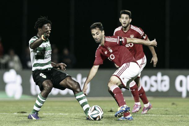 Benfica sofreu para impedir Sp. Covilhã de «fazer Taça»