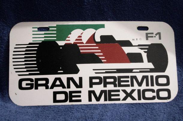 México se prepara para el regreso de la Fórmula 1 en 2015