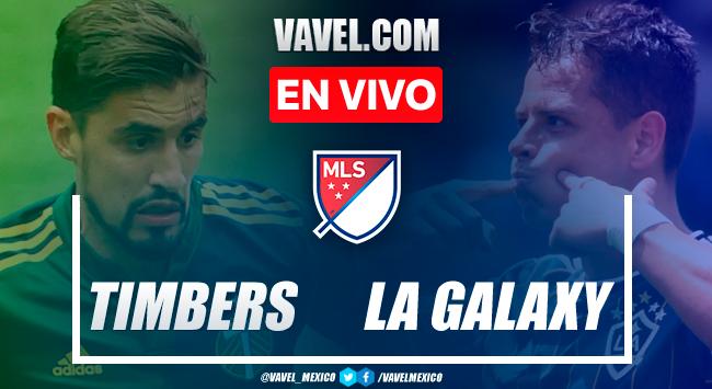 Goles y resumen: Portland Timbers 3-0 LA Galaxy en Jornada 6 de la MLS 2021