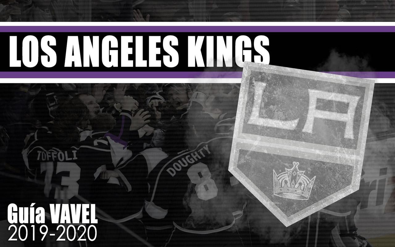 Guía VAVEL Los Ángeles Kings 2019/20: una temporada más de sufrimiento