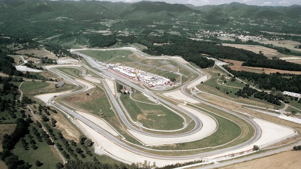 Rueda de prensa del GP de la Toscana de F1