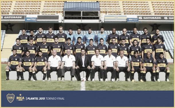 Boca Juniors: Torneo Inicial 2013