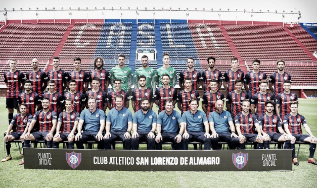 Plantel San Lorenzo 2018/19: la amalgama perfecta entre experiencia y juventud