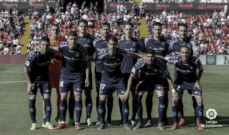 Rayo Vallecano - Real Valladolid: puntuaciones del Real Valladolid en la jornada 37 de LaLiga Santander