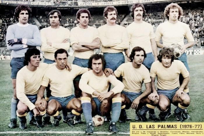 El recuerdo de una racha mágica: Las Palmas hipnotiza al Valencia