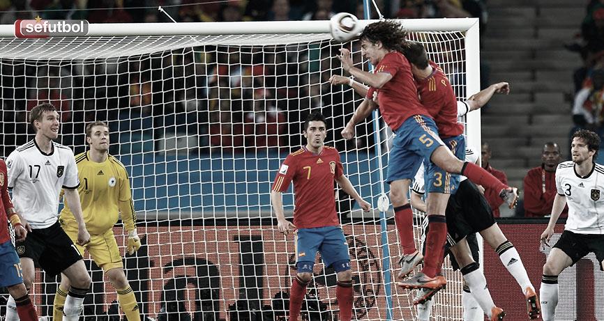 Alemania vs. España: jugar con público podría ser una realidad