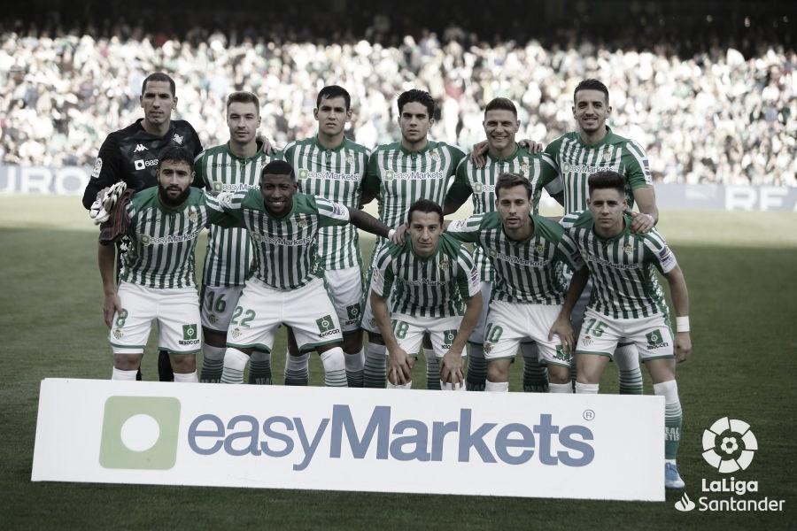Real Betis - Atlético de Madrid: puntuaciones del Real Betis, 18ª jornada de LaLiga Santander