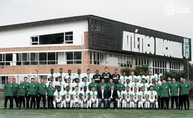 27 jugadores serán inscritos por parte de Atlético Nacional en la Dimayor