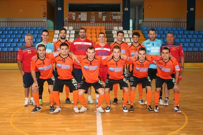 Burela FS Pescados Rubén 2012/2013