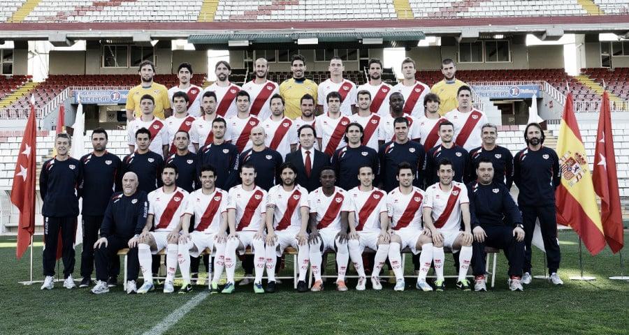 Puntuaciones Rayo Vallecano temporada 2012/2013