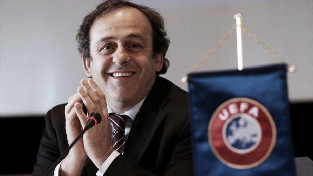 Michel Platini si candida alla presidenza FIFA