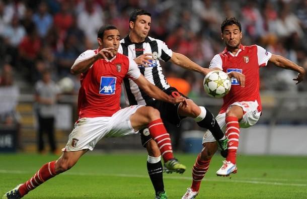 Udinese, buon pareggio a Braga