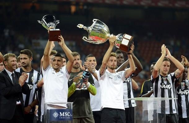 Una bella Juve alza il Trofeo Berlusconi