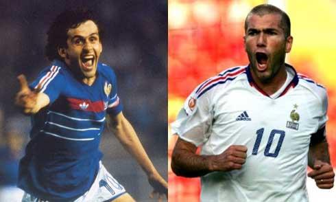 Francia: un viaje por la historia de la Eurocopa