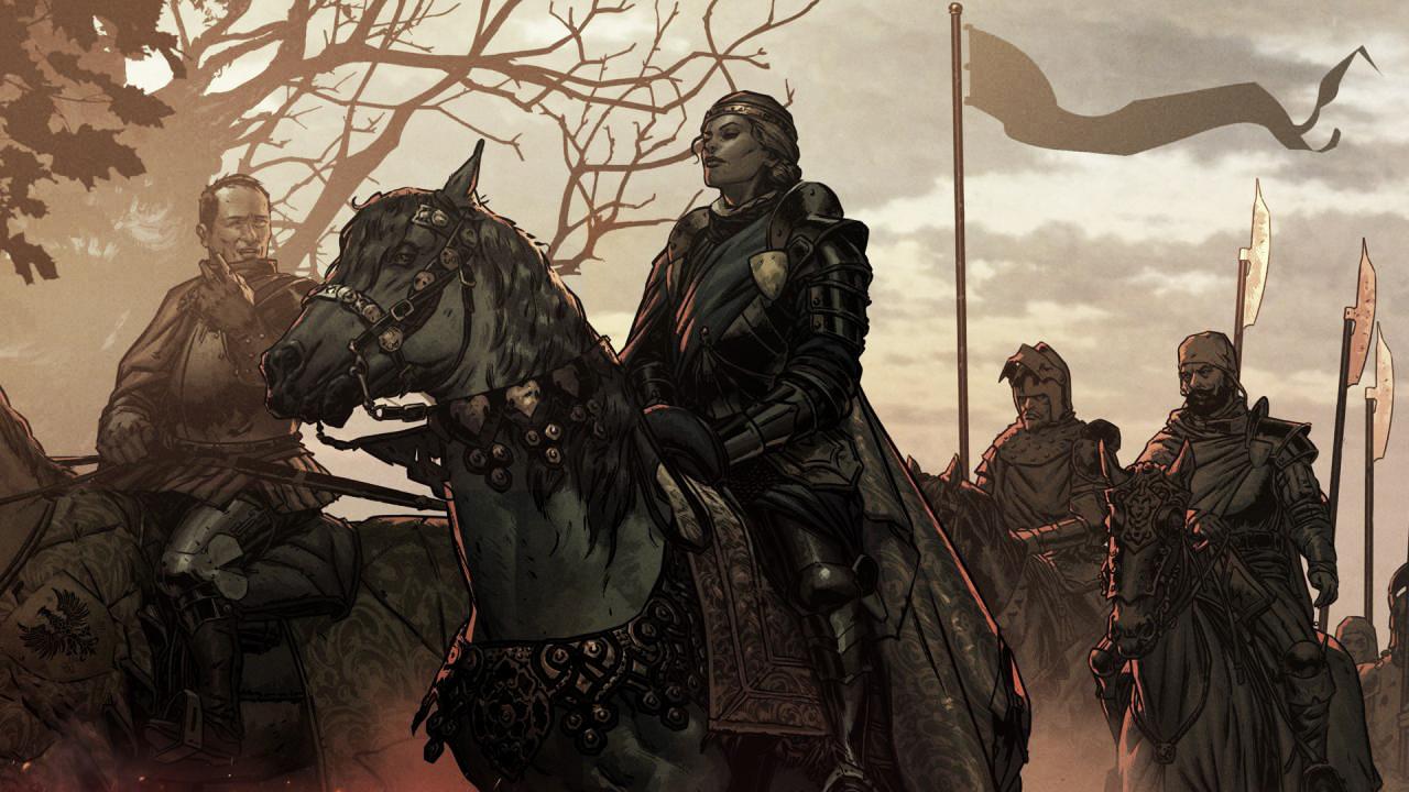 Thronebreaker: The Witcher Tales está em pré-venda
