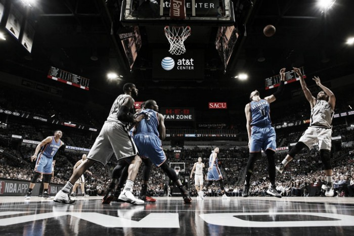 Nba playoffs, Thunder - Spurs: allievi contro maestri