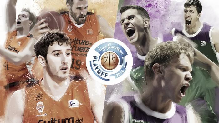 Valencia Basket vs Unicaja en vivo y en directo online en los Playoffs Liga Endesa 2016 (79-75)