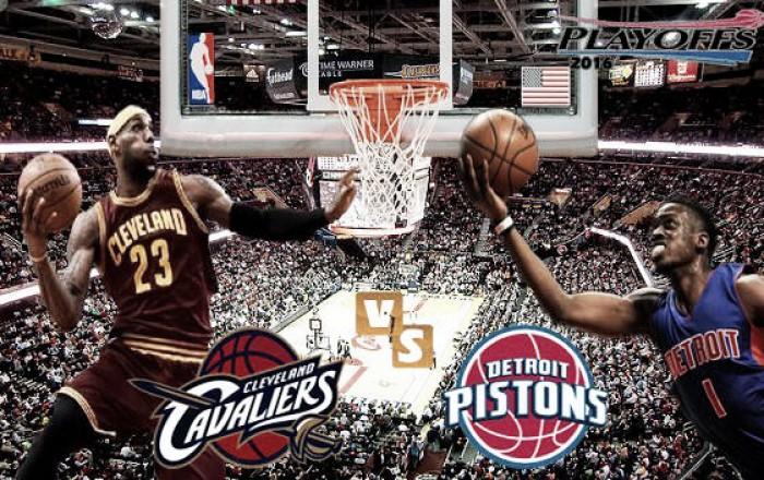 Previa Cleveland vs. Detroit: por la revancha del anillo perdido