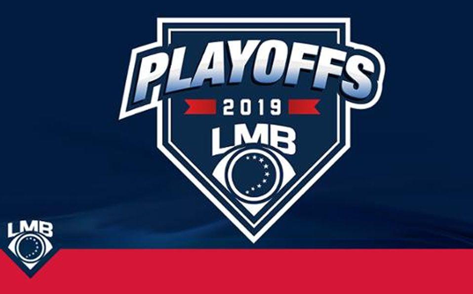 Listos los juegos de playoffs de la LMB 2019