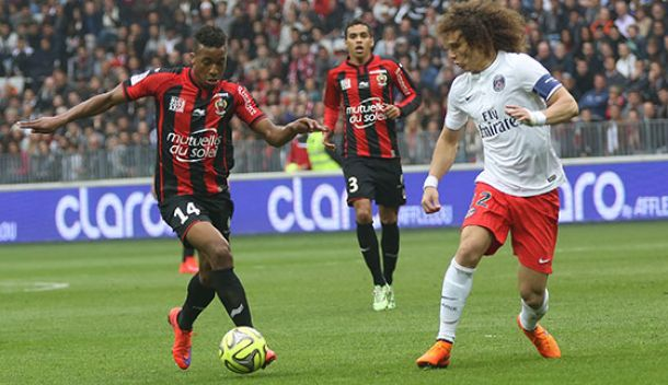 OGC Nice - Paris SG : Le gym rate le coche