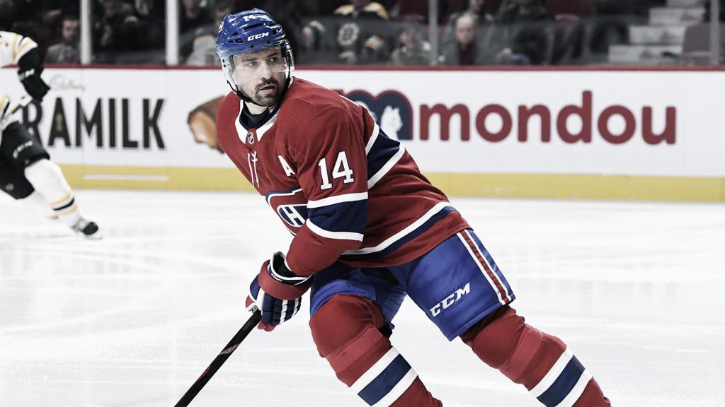 Montreal Canadiens finaliza el contrato de Tomas Plekanec