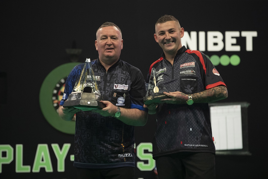 Darts: Schedule released for first part of 2021 Premier League