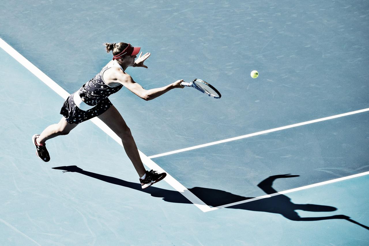 Na estreia de Tianjin, Pliskova bate Lepchenko em três sets