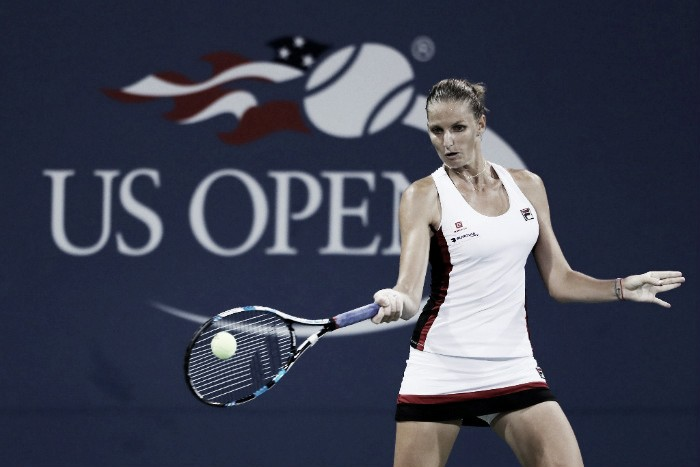 Us Open 2017 - Pliskova guida la parte alta verso i quarti