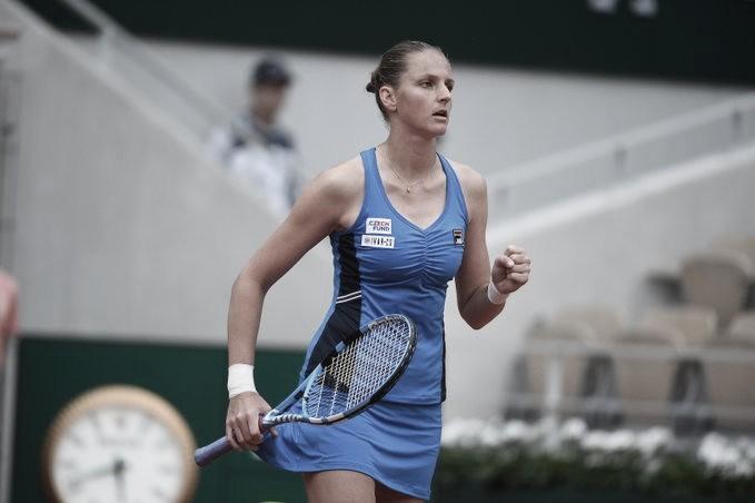 Pliskova não encontra dificuldades, vence Brengle e avança em Roland Garros