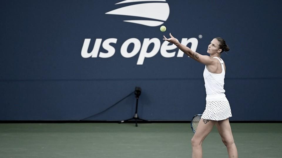 Pliskova supera confronto equilibrado com Pavlyuchenkova e segue no US Open