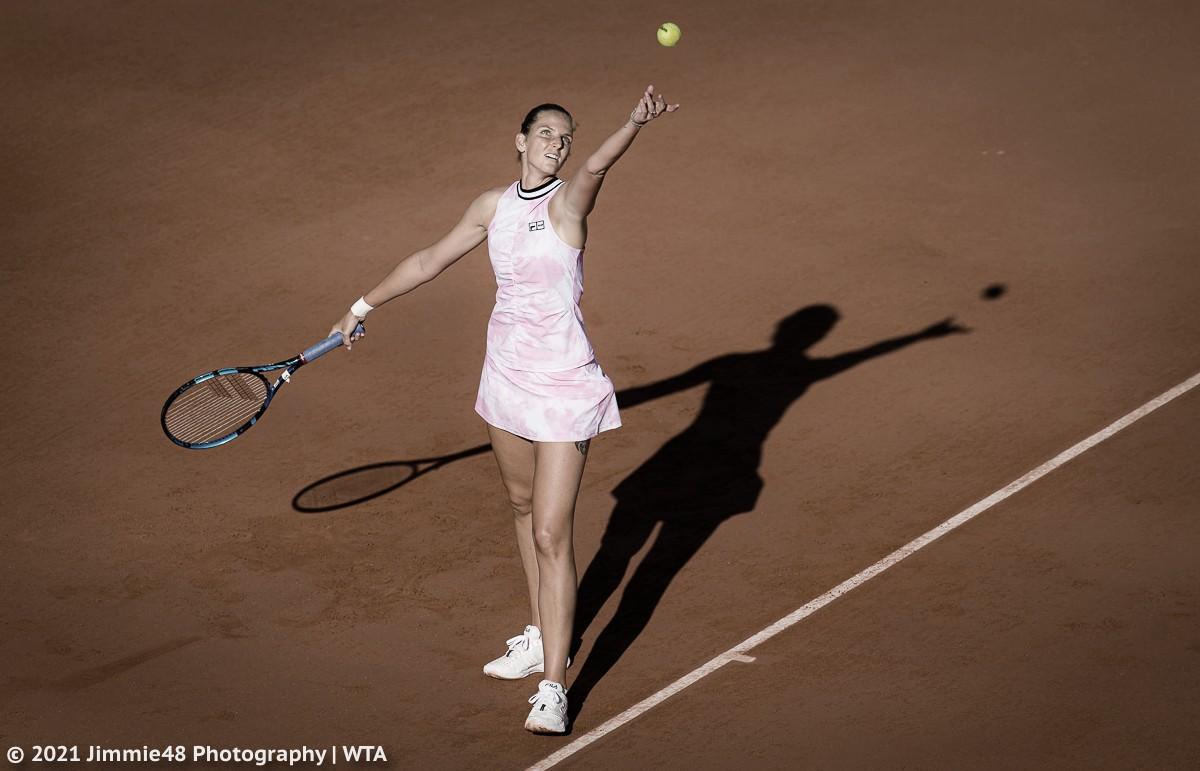 Pliskova tem estreia sólida e vence Vekic em Roland Garros