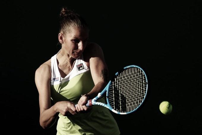 Pliskova salva match points e aplica grande virada para cima de Yastremska em Madrid